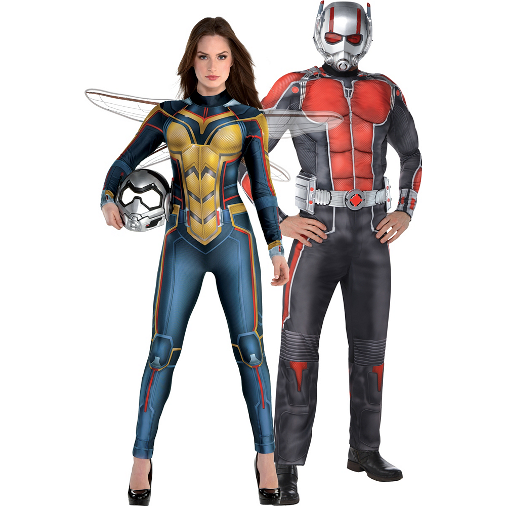 Wasp CHILD Girls Costume One Size NEW Ant-Man and the Wasp
