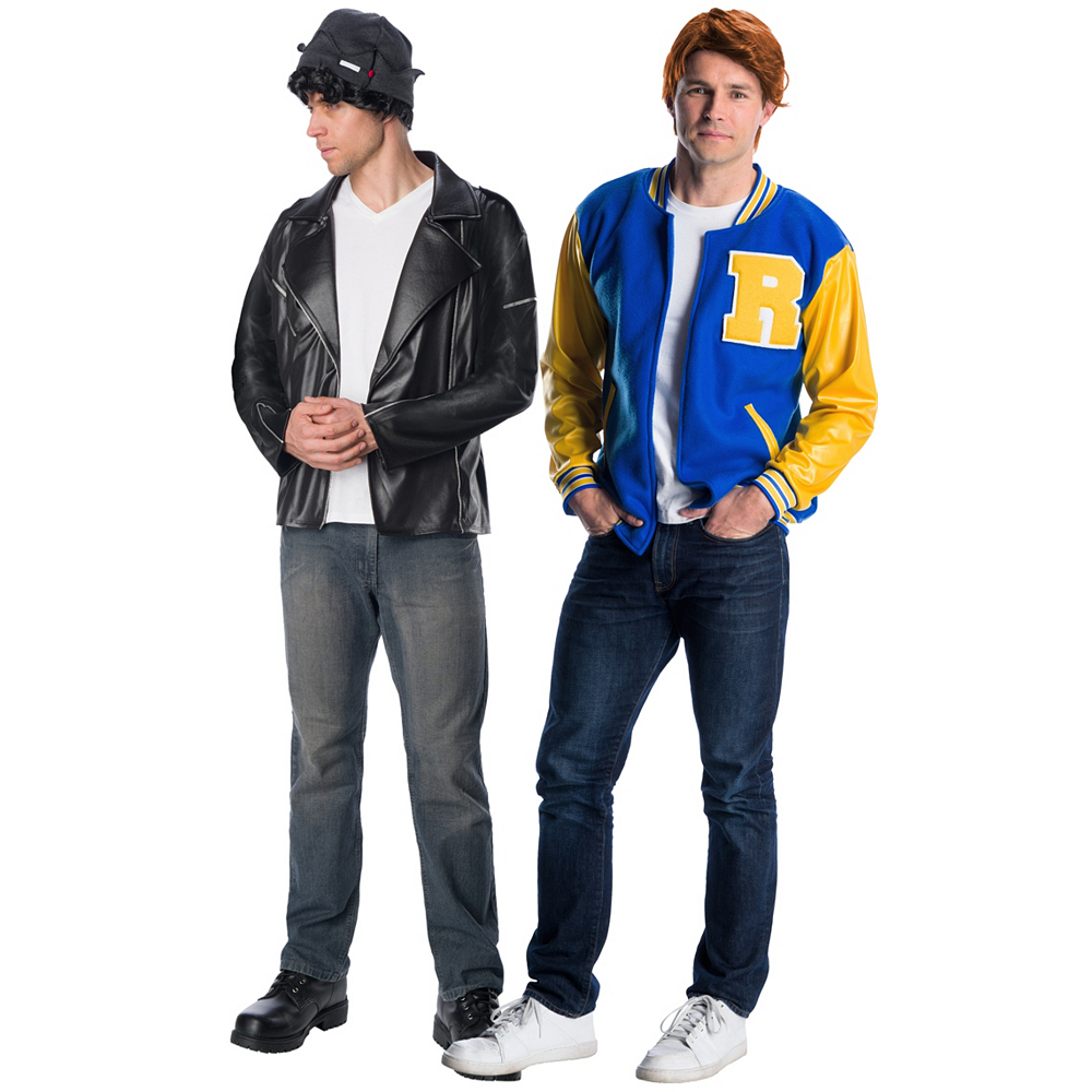 Nav Item for Men's Jughead & Archie Couples Costumes Image #1