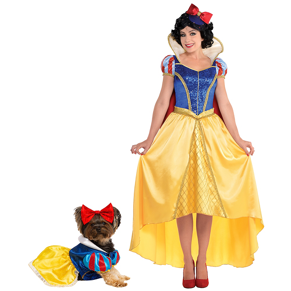 Nav Item for Snow White Doggy & Me Costumes - Disney Image #1