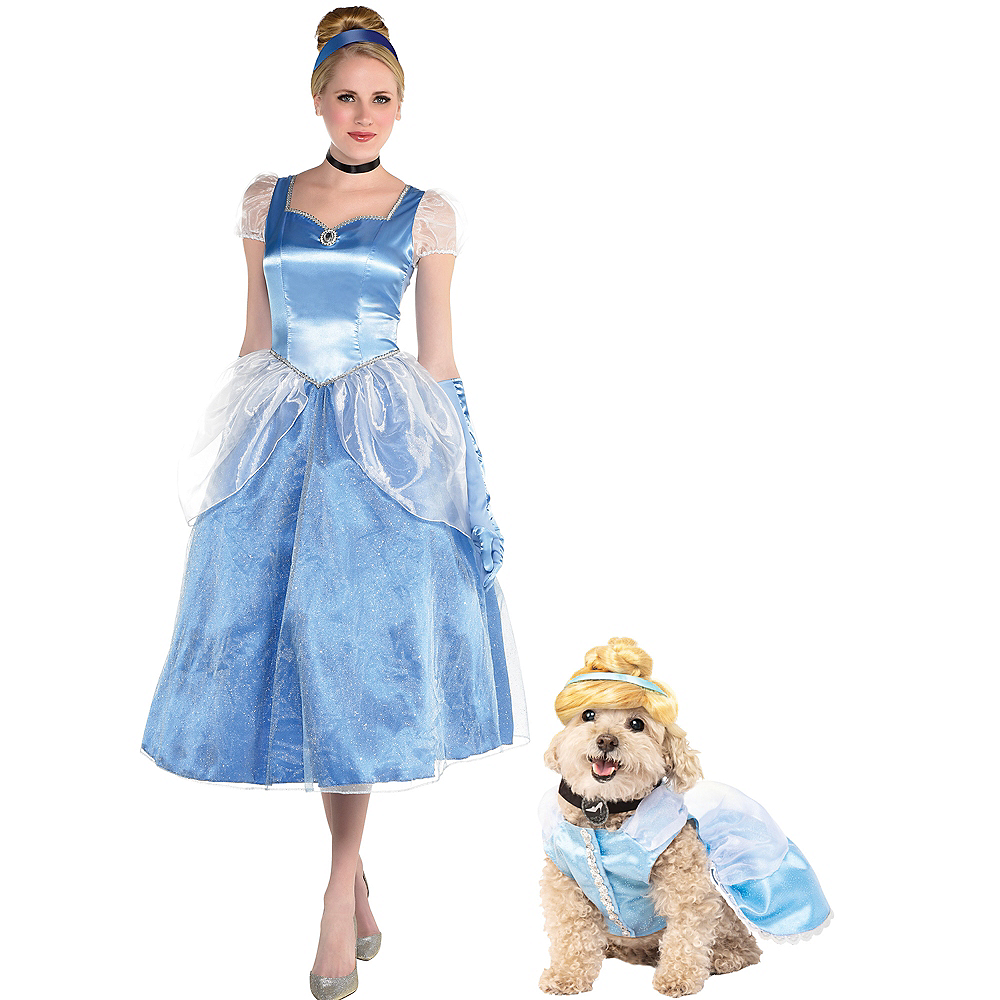 Cinderella Doggy & Me Costumes Image #1