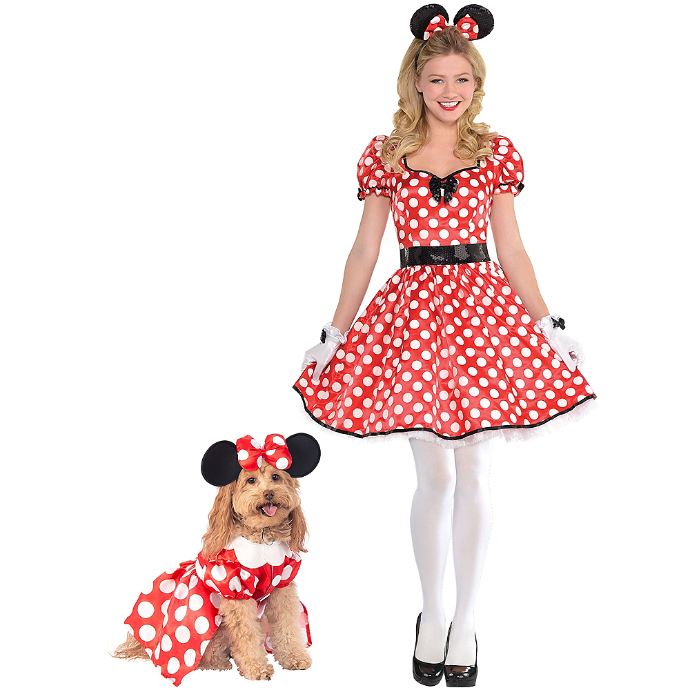 Minnie Mouse Doggy & Me Costumes Image #1