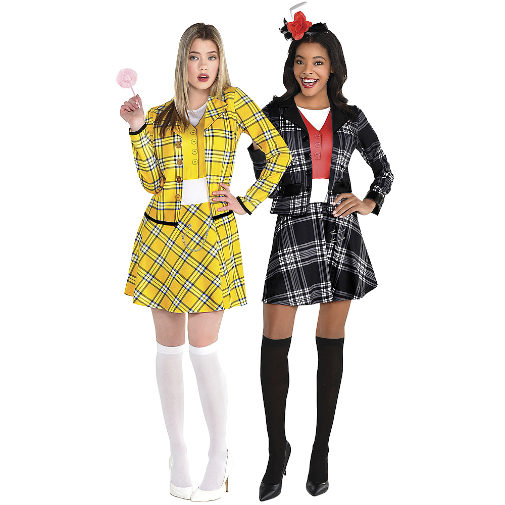 Adult Cher & Dionne Couples Costume Accessory Kits - Clueless Image #1