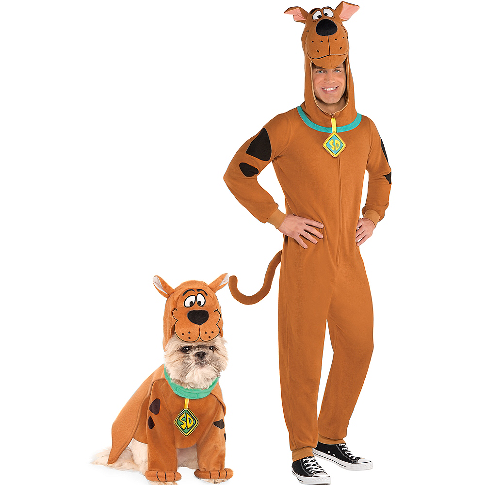 Scooby Doo Doggy & Me Costumes Image #1