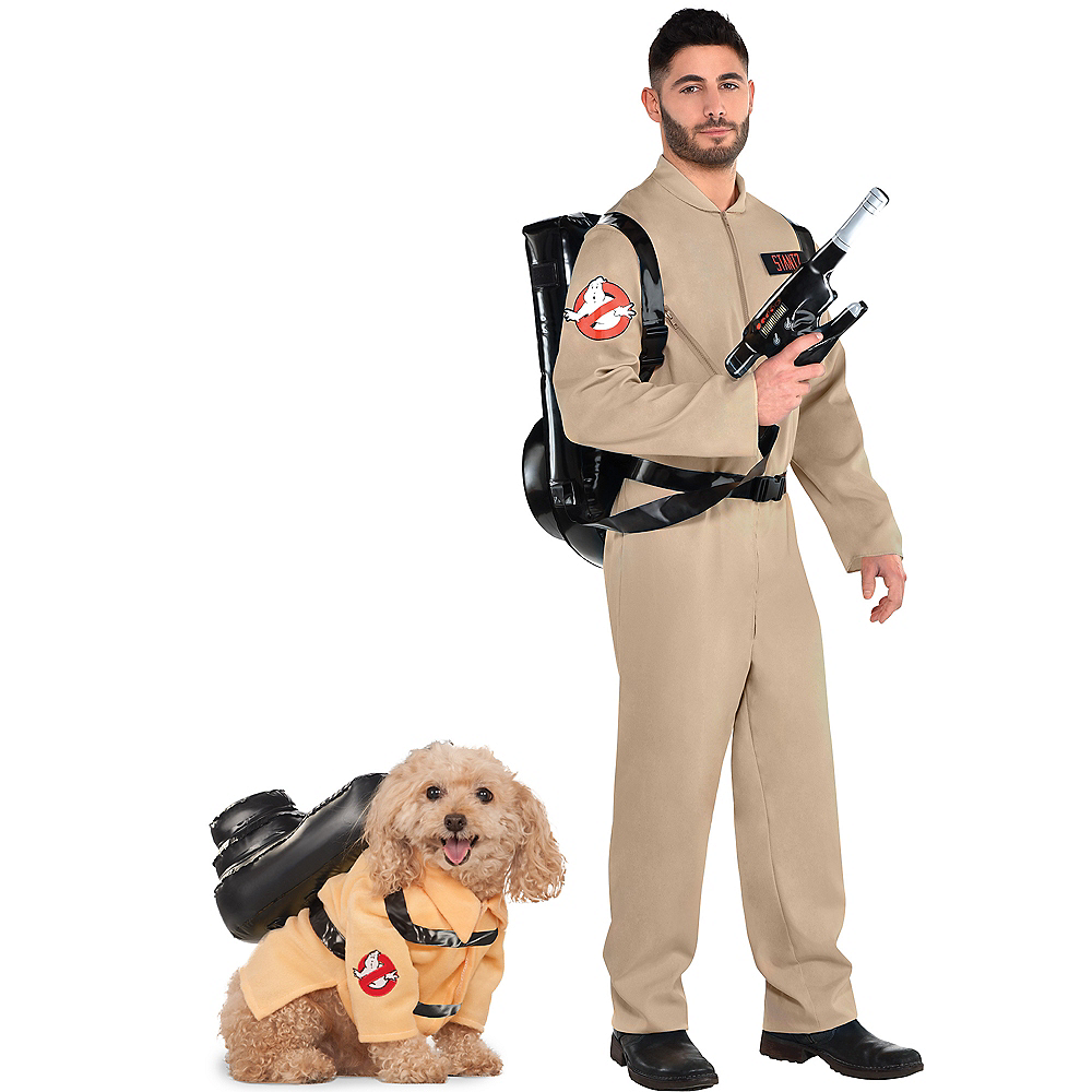 Nav Item for Ghostbusters Doggy & Me Costumes Image #1