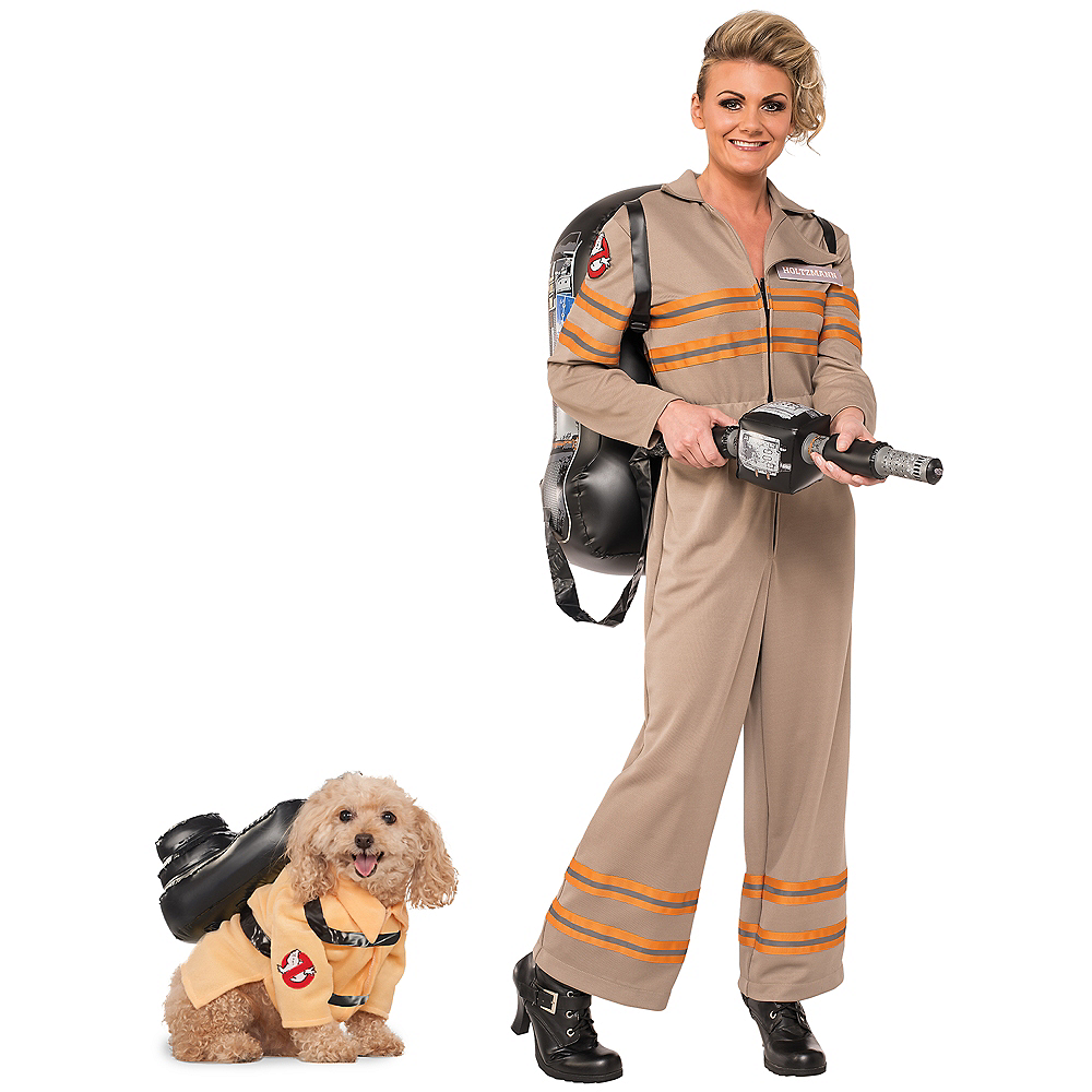 Ghostbusters Doggy & Me Costumes Image #1