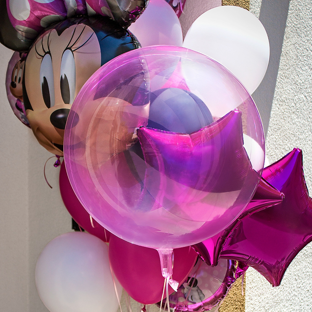 Minnie Mouse Forever Customizable Balloon Bouquet Collection Image #5