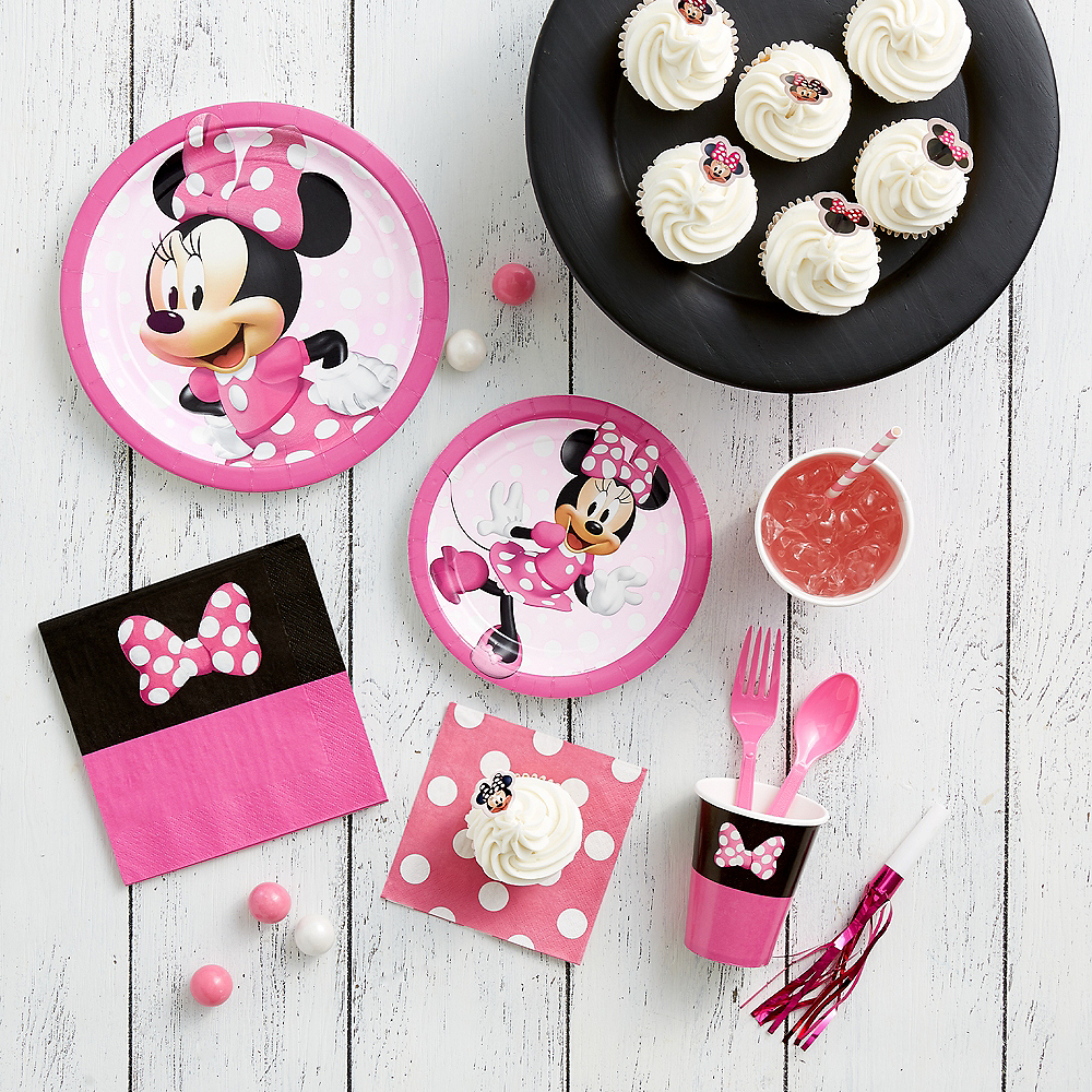 Minnie Mouse Forever Customizable Party Collection Image #1