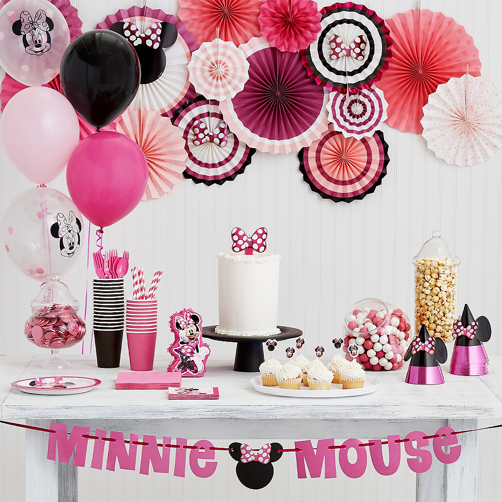 Minnie Mouse Forever Customizable Party Collection Image #2