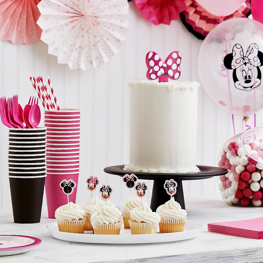 Minnie Mouse Forever Customizable Party Collection Image #4