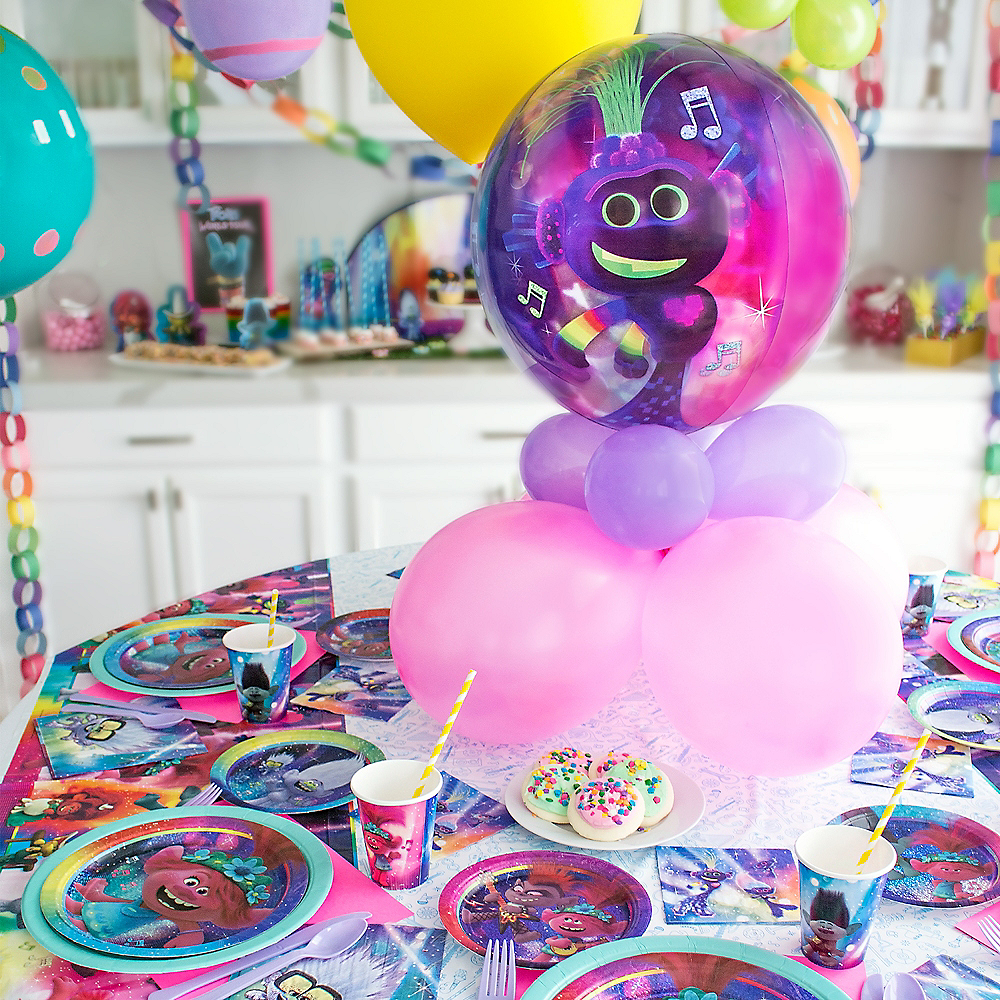 Trolls World Tour Customizable Party Collection Image #3