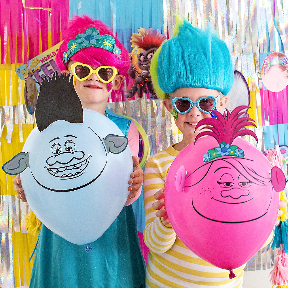 Trolls World Tour Customizable Party Collection Image #4
