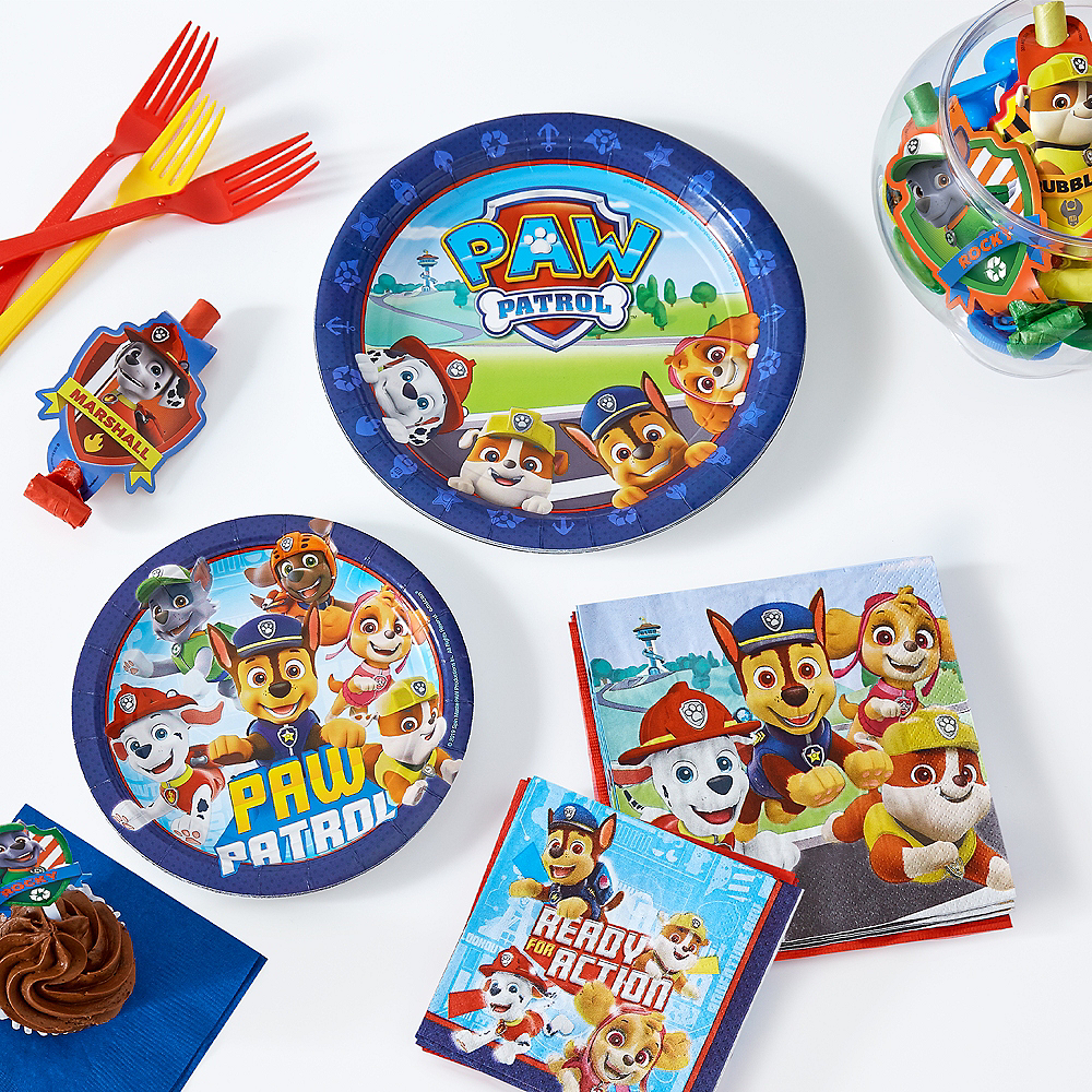 PAW Patrol Adventure Customizable Party Collection Image #2
