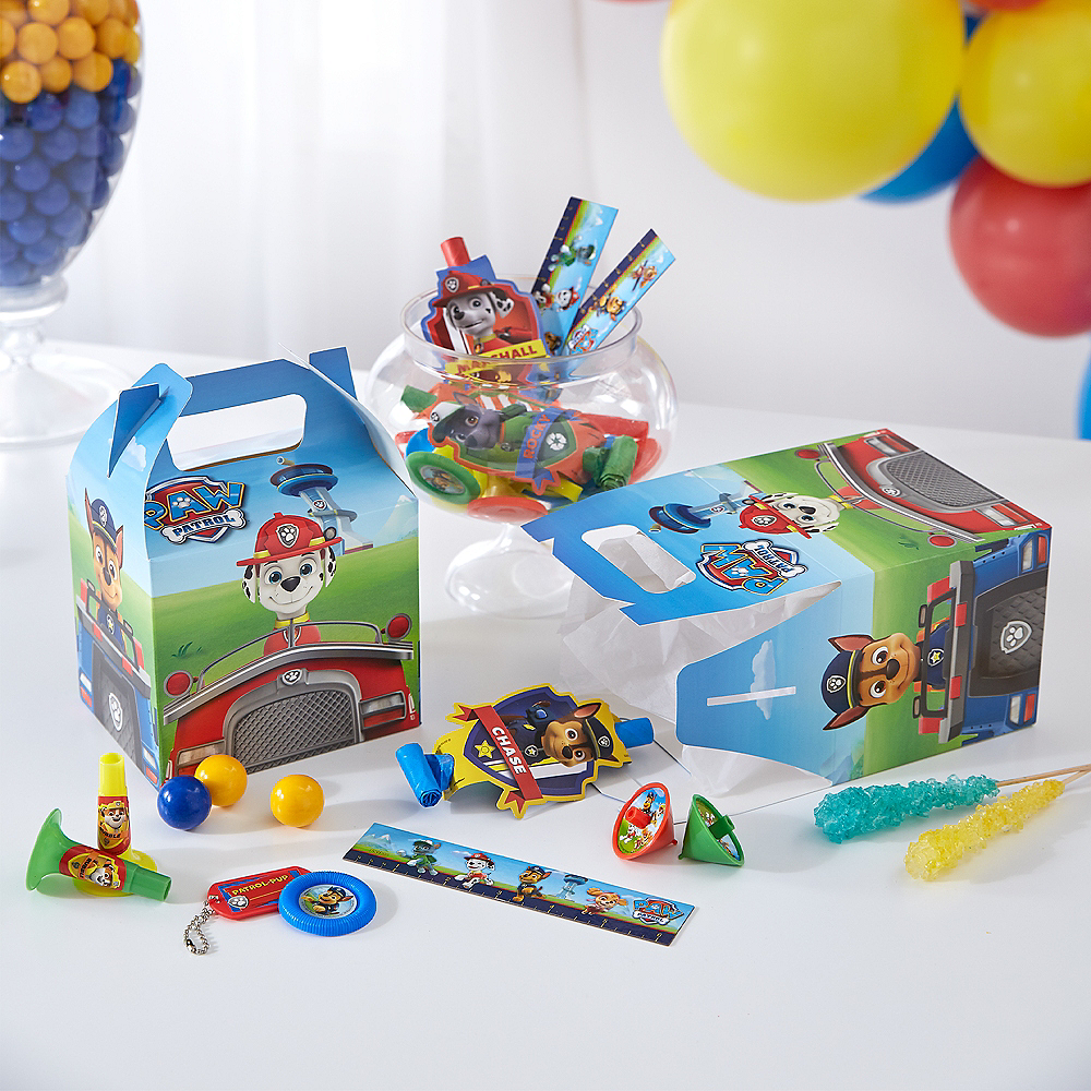 PAW Patrol Adventure Customizable Party Collection Image #3