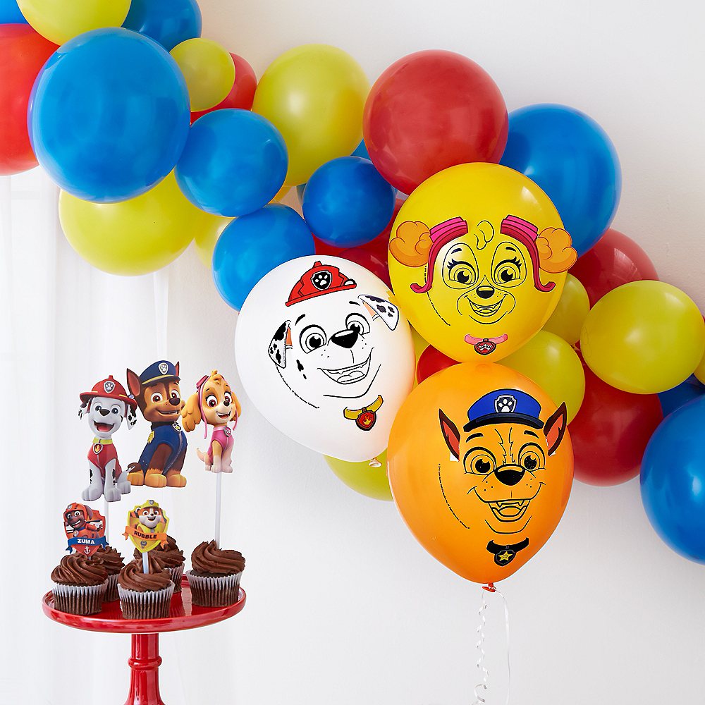 PAW Patrol Adventure Customizable Party Collection Image #4
