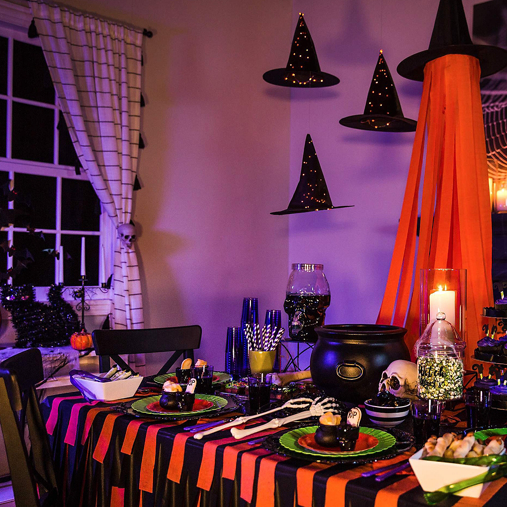 Witches' Halloween Customizable Party Kit Image #2