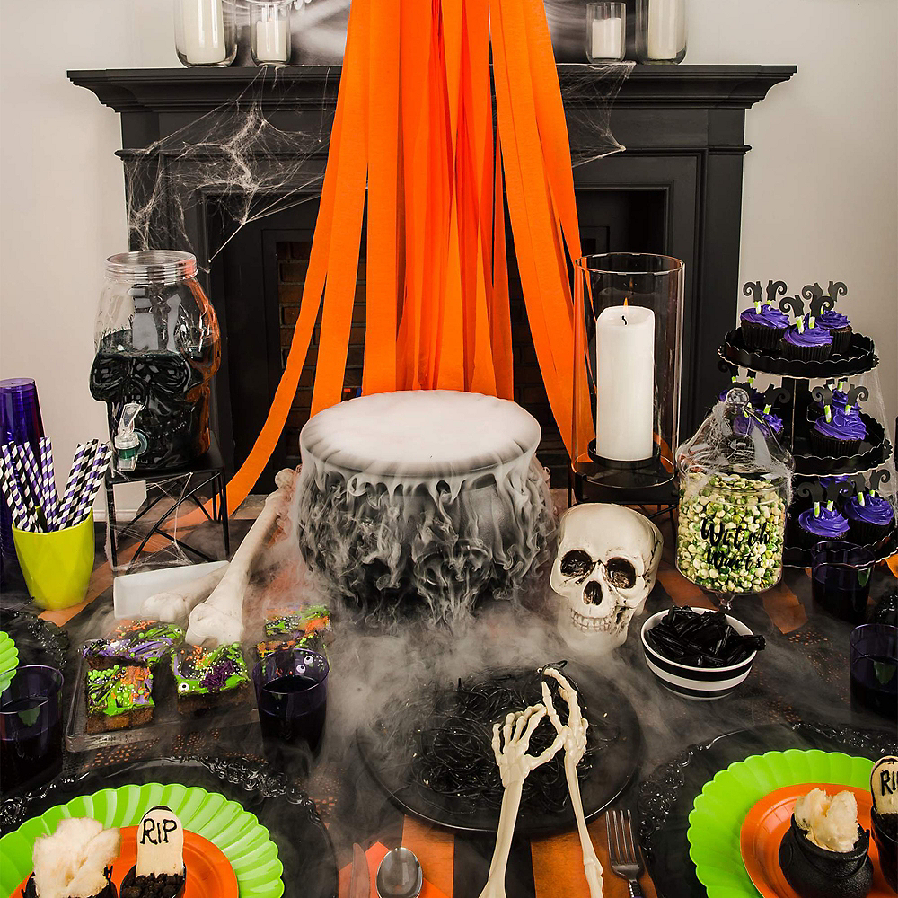 Witches' Halloween Customizable Party Kit Image #3