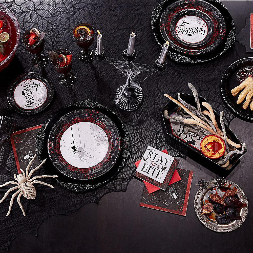 Nav Item for Dark Manor Customizable Tableware Kit Image #1