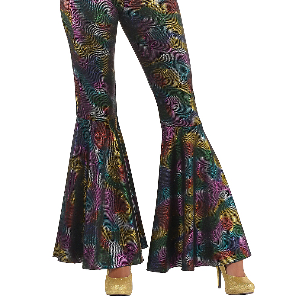 Adult Disco Pant Suit Image #3
