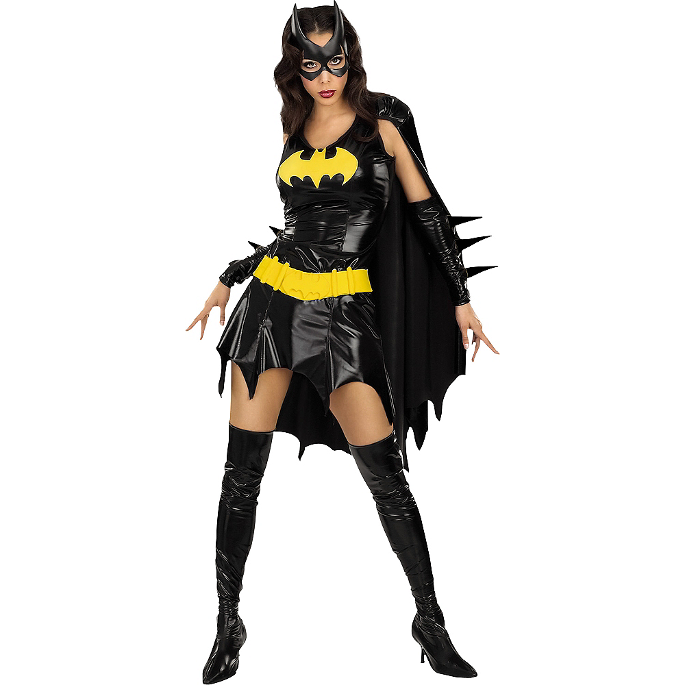 Adult Batgirl Costume - Batman Image #1