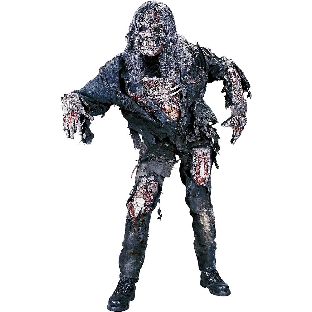 Teen Boys 3D Zombie Costume Image #1
