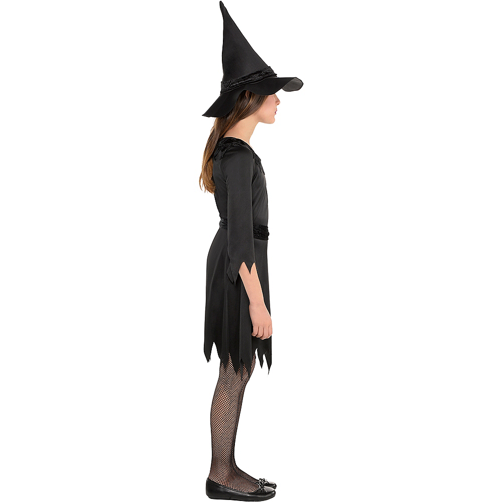 Girls Lil Witch Costume Image #2