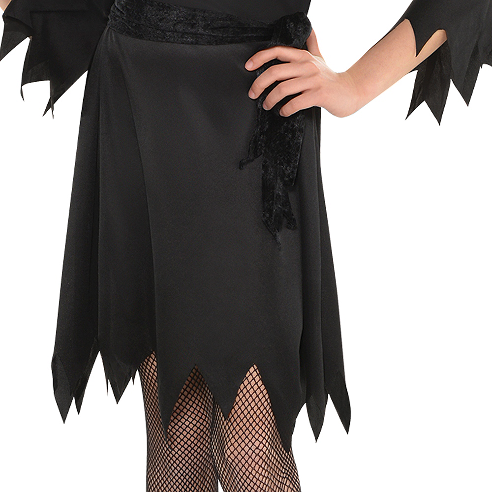 Girls Lil Witch Costume Image #4