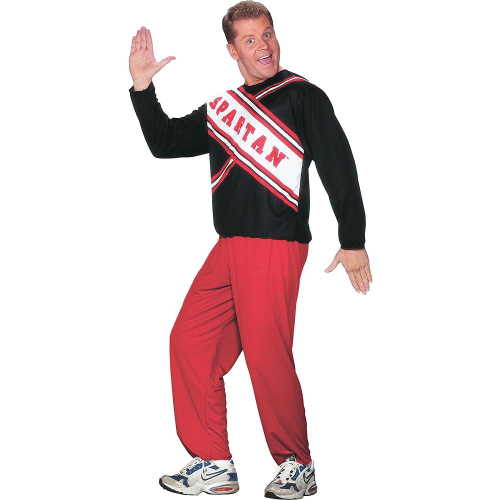 Adult Spartan Spirit Cheerleader Costume - SNL Image #1
