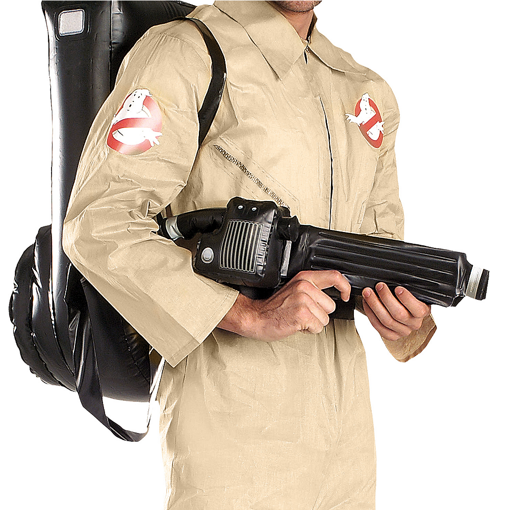 Adult Ghostbusters Costume Image #2