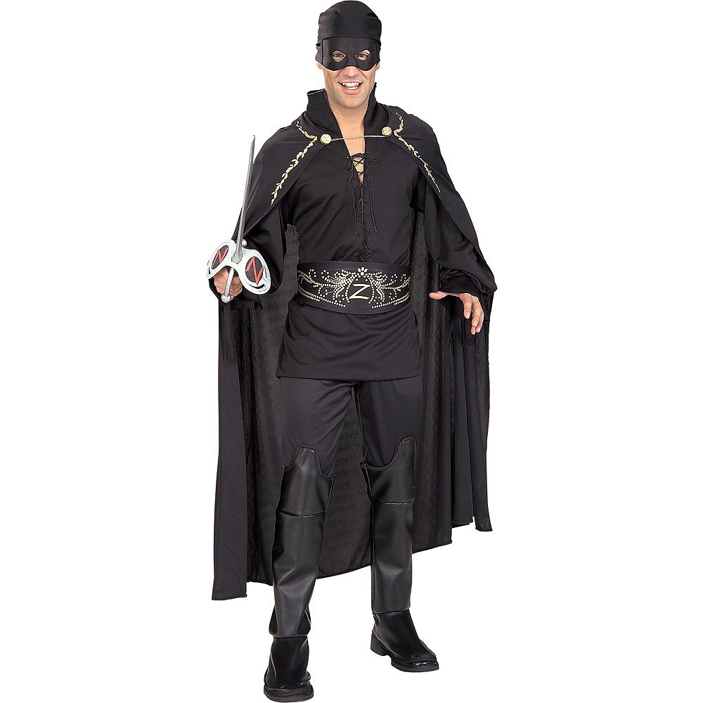 Adult Zorro Costume Image #1