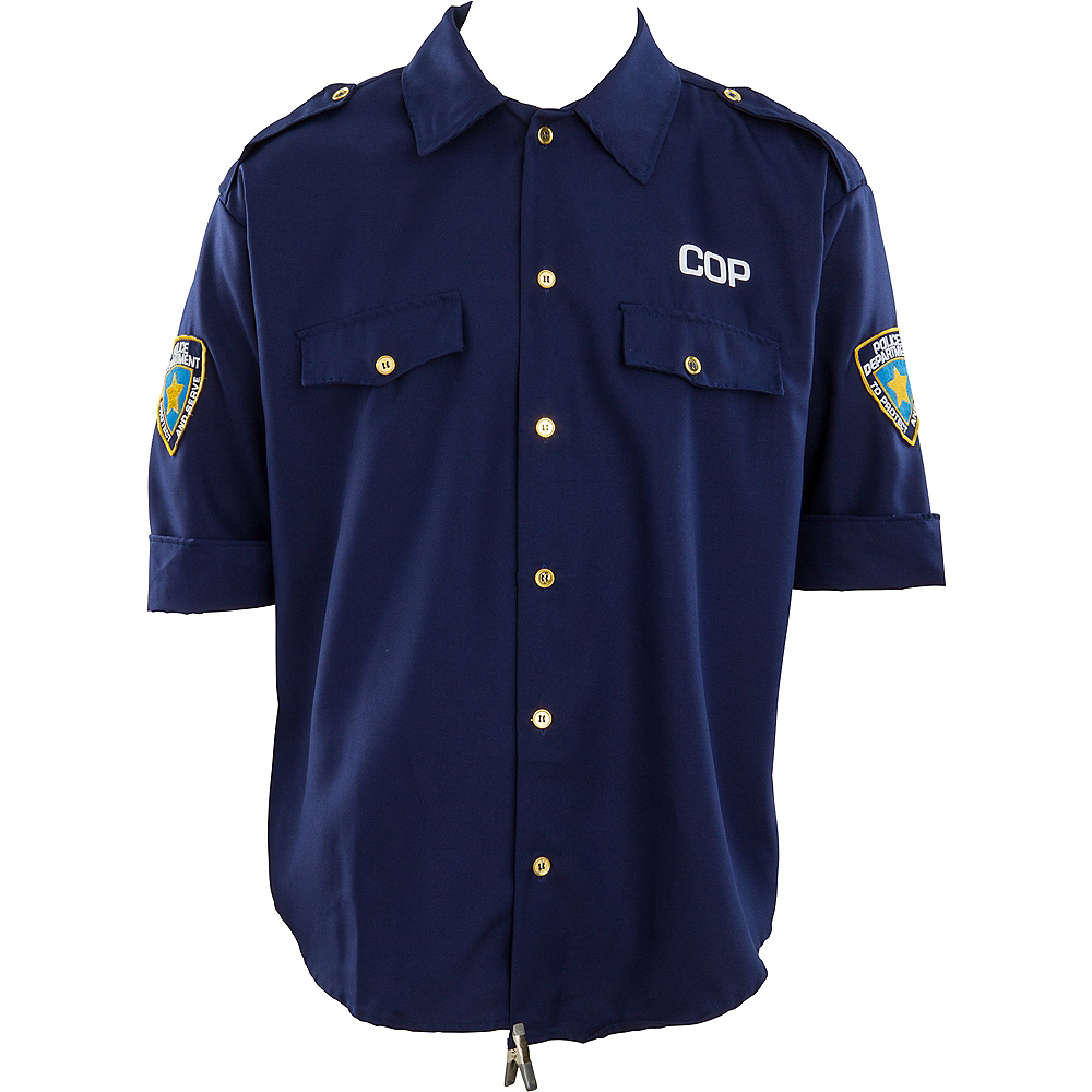 Nav Item for Police Shirt Image #2