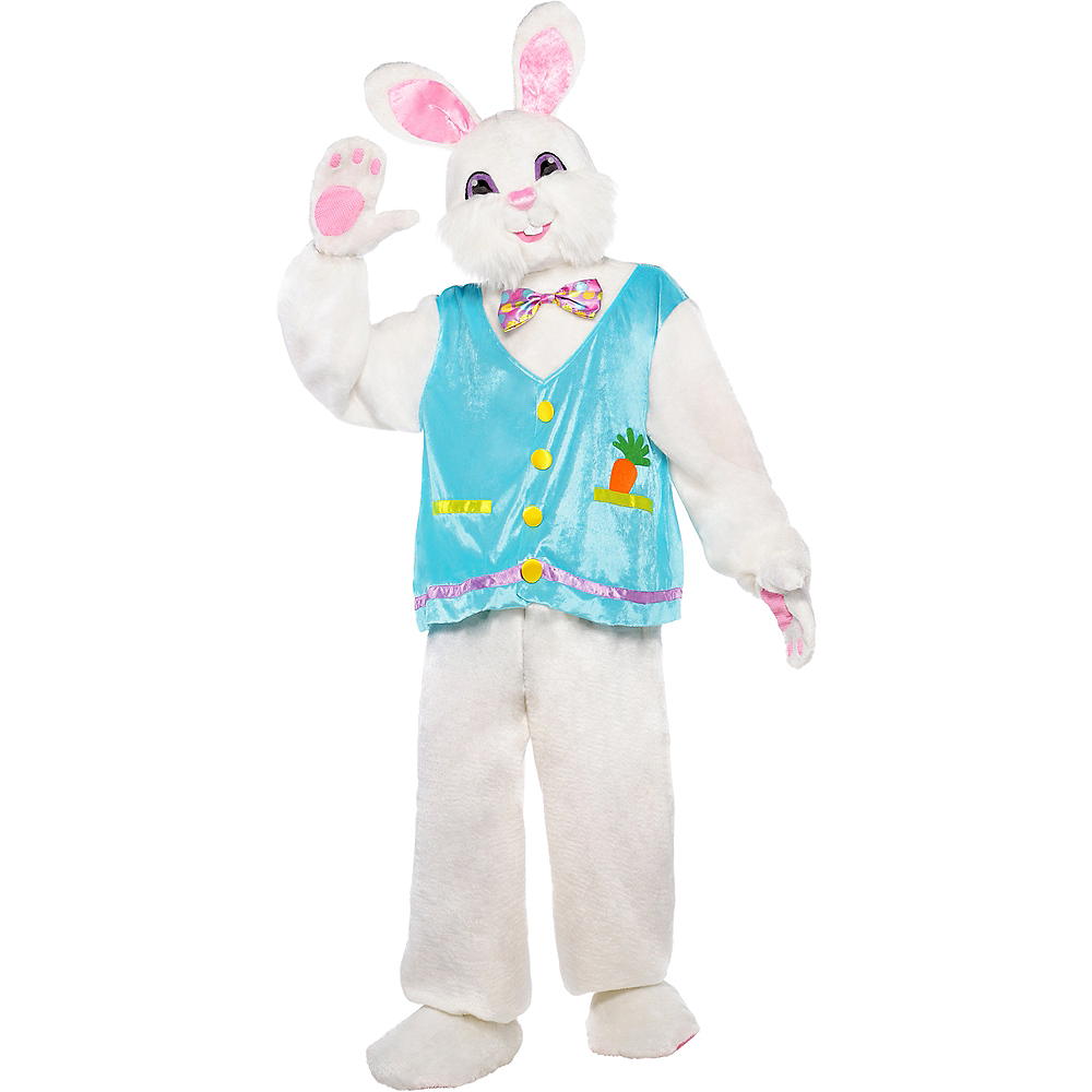 Adult Easter Bunny Costume Image #1