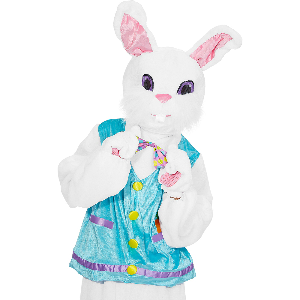 Adult Easter Bunny Costume Image #2