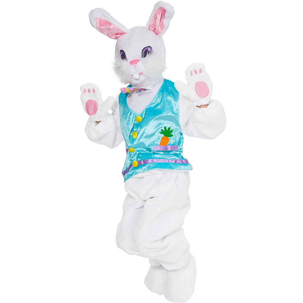 Adult Easter Bunny Costume Image #4