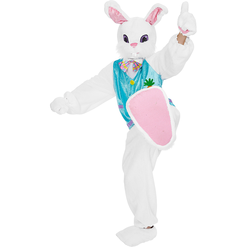 Adult Easter Bunny Costume Image #5