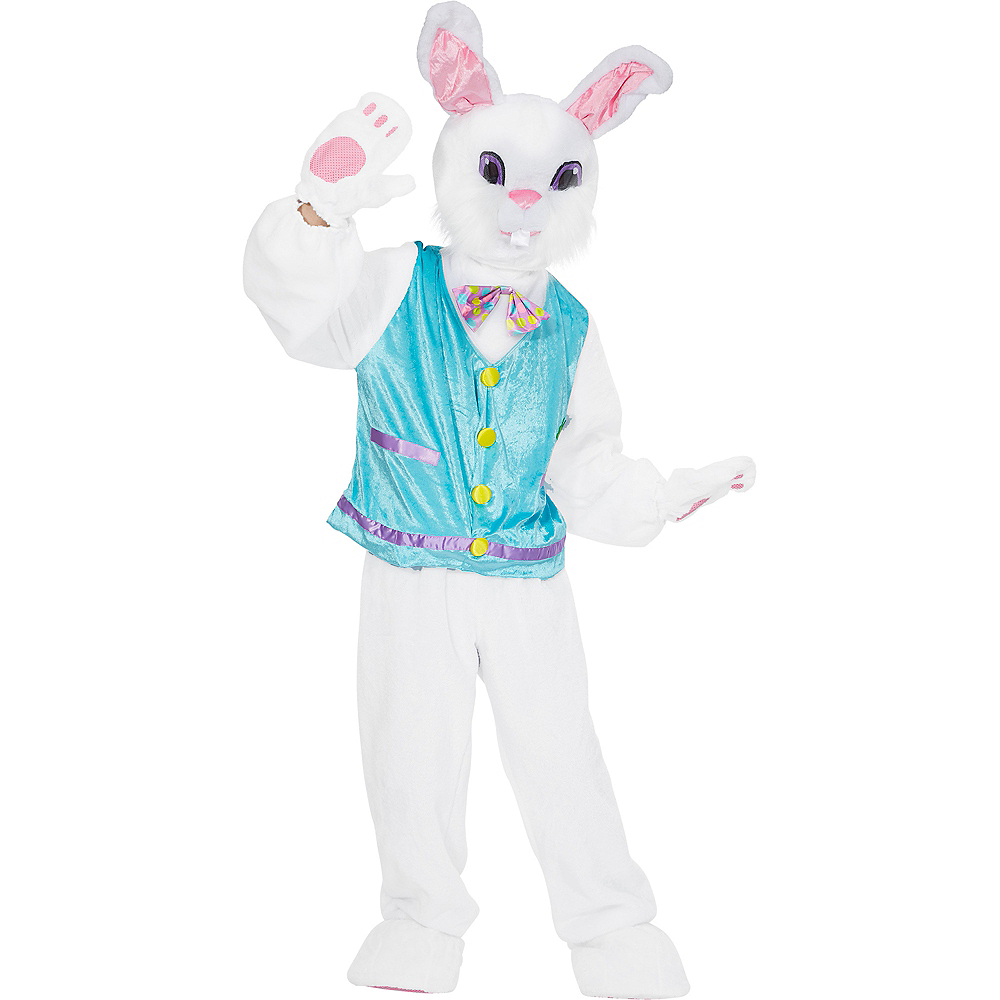 Adult Easter Bunny Costume Image #6