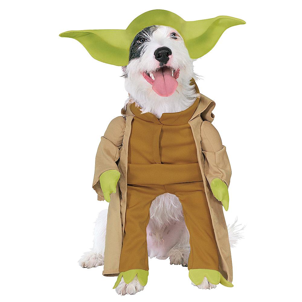 Star Wars Yoda Dog Costume Image #1