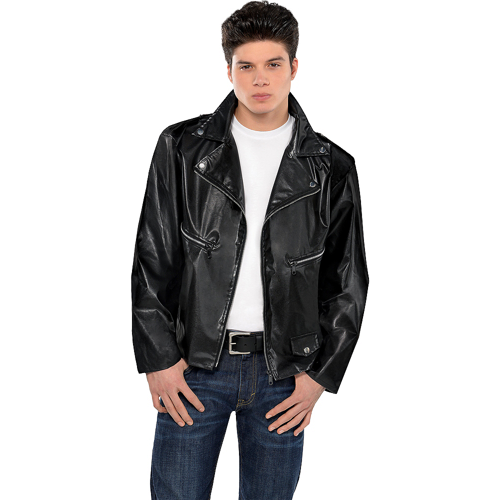 Studded Greaser Jacket Image #2