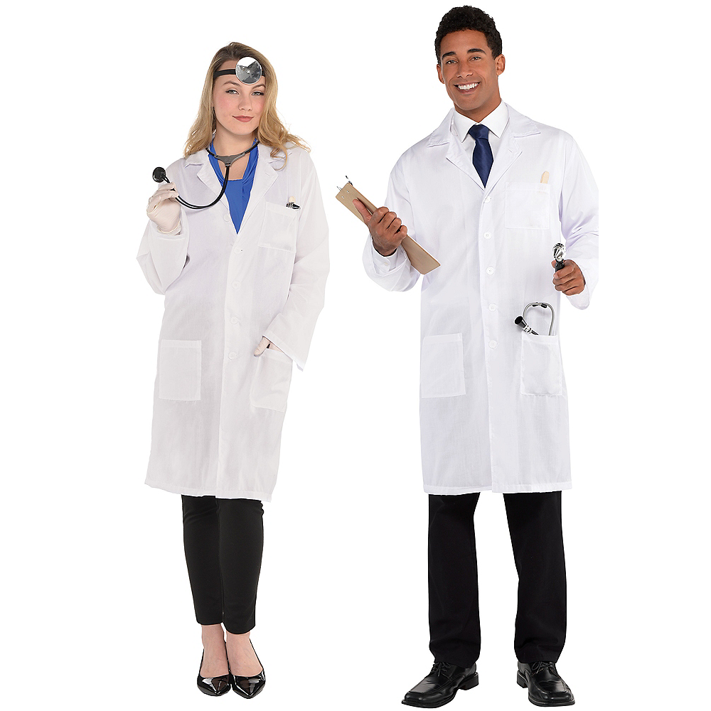 Doctor Lab Coat Image #1