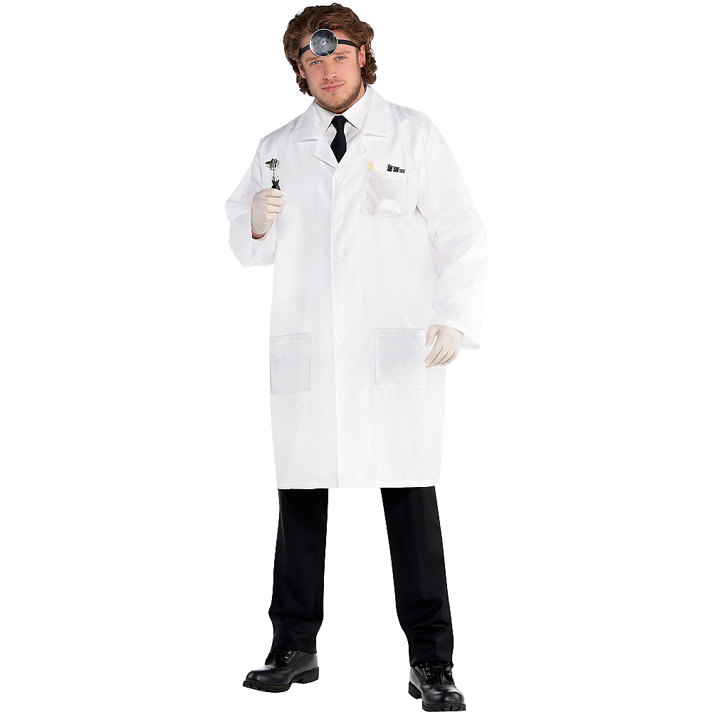 Doctor Lab Coat Image #3