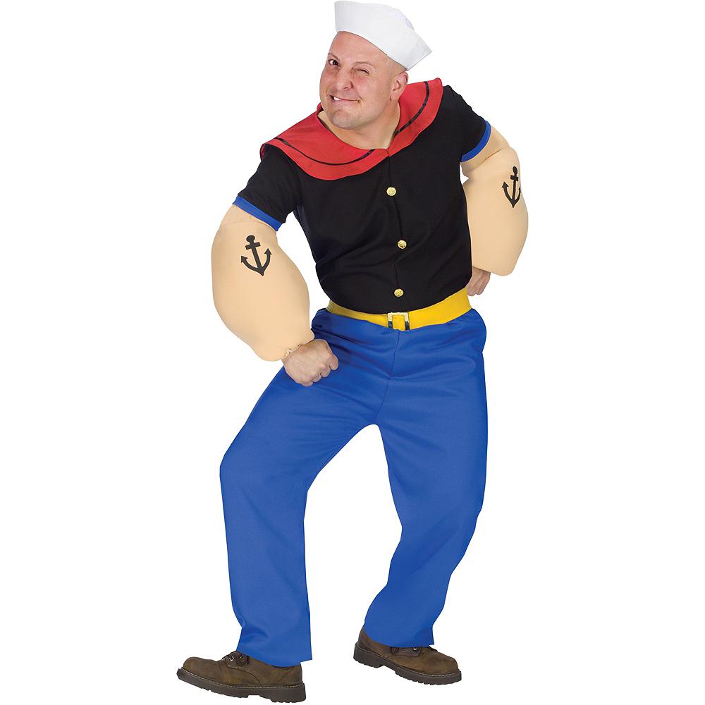 Adult Popeye Costume Image #1
