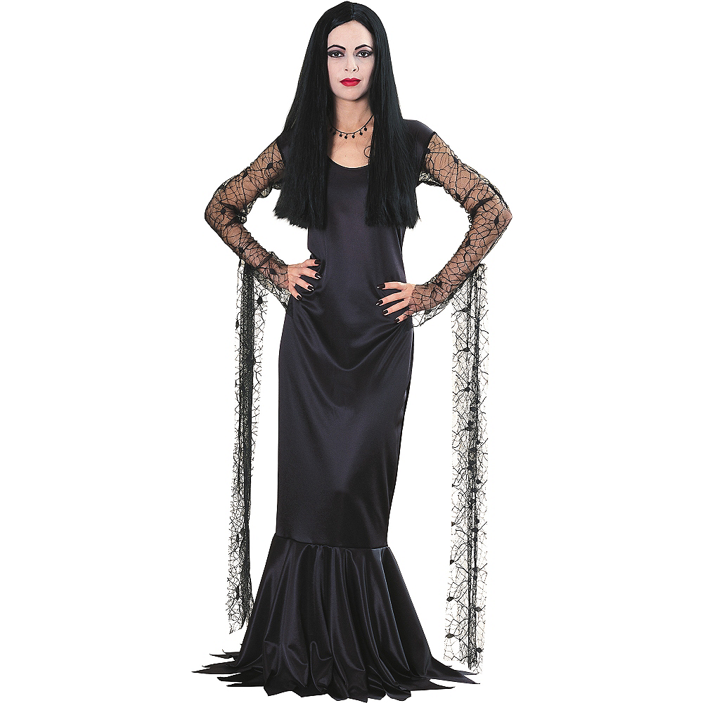 Adult Morticia Addams Costume - Addams Family Image #1