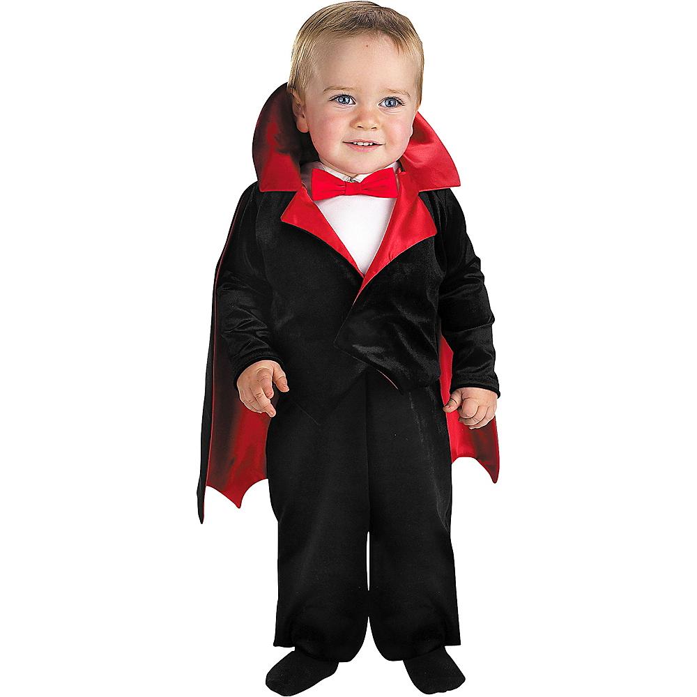 Baby Lil' Vampire Costume Image #1