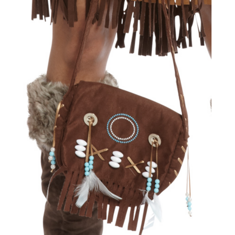 Adult Native American Costume Image #4