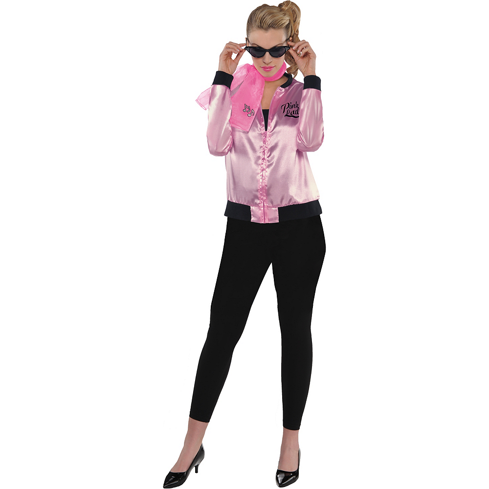 Pink Ladies Jacket Image #1