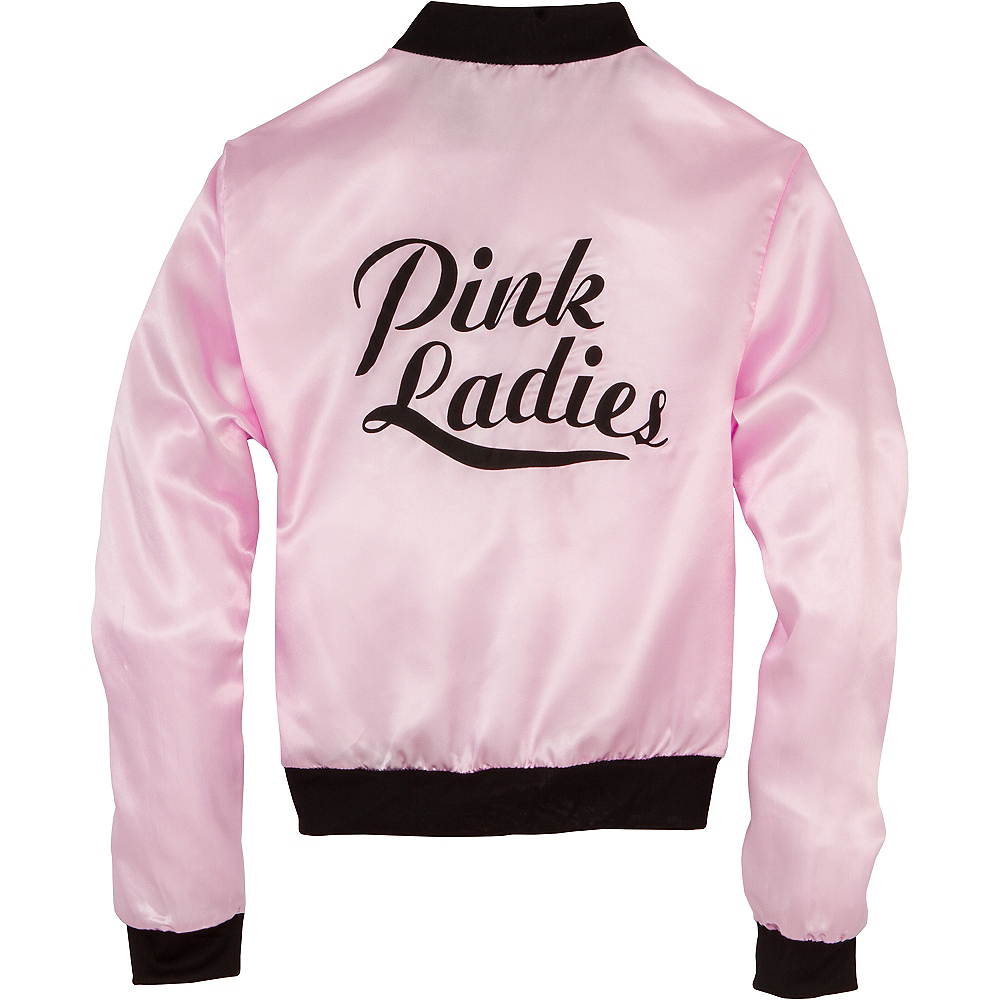 Pink Ladies Jacket Image #2