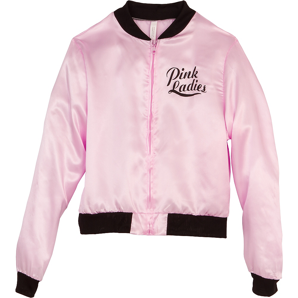 Pink Ladies Jacket Image #3