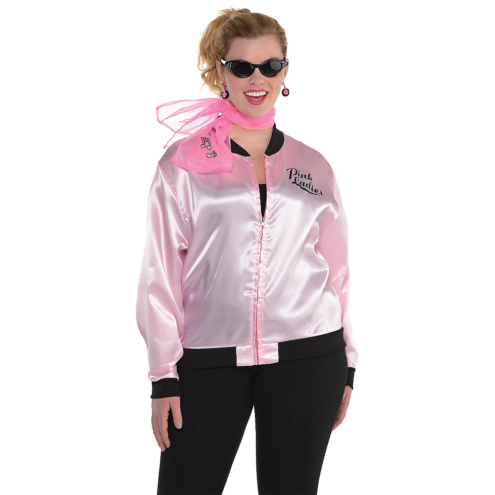 Pink Ladies Jacket Image #4