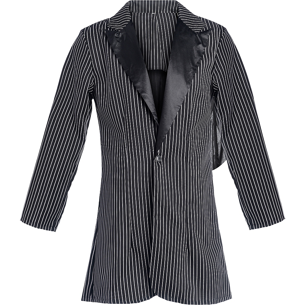 Black & White Zoot Suit Jacket Image #2