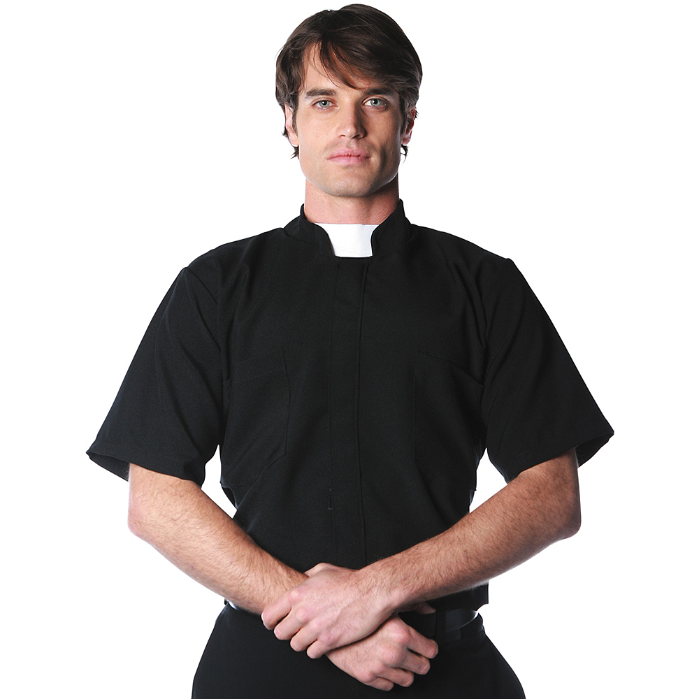 Adult Priest Shirt Image #1