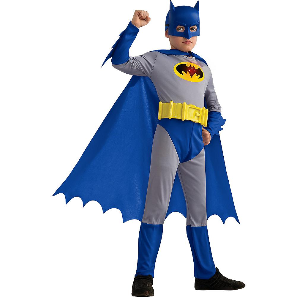 Boys Batman Costume - The Brave & the Bold Image #1